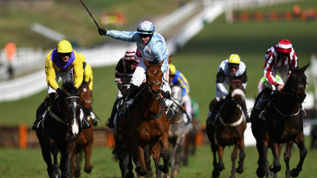 siummerville boy wins supreme novices' hurdle