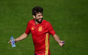 gerard pique will play for spain at 2018 world cup