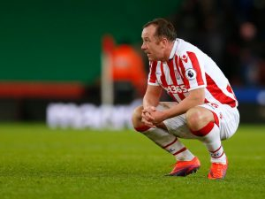 """Charlie Adam on relegation for Stoke City: """"Some players have been getting away with murder."""""""