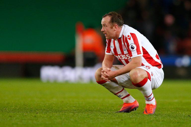 charlie adam on stoke city relegation