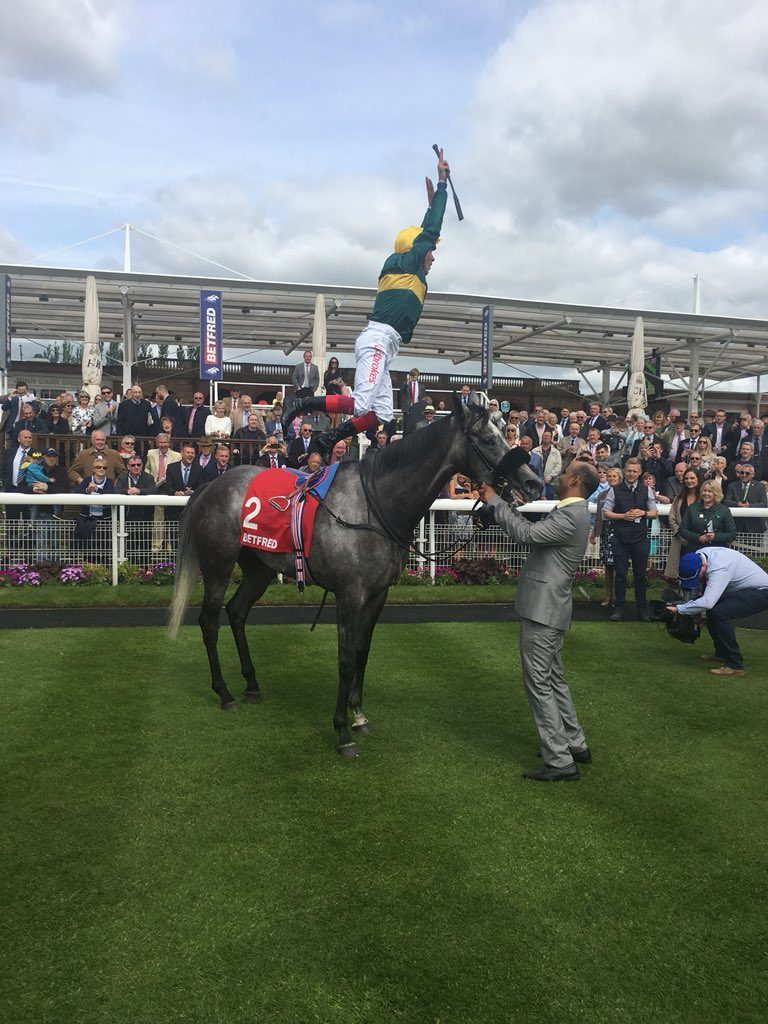 coronet won the middleton stakes at yourk