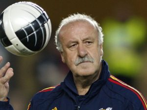 World Cup memories. Vincente del Bosque on Spain