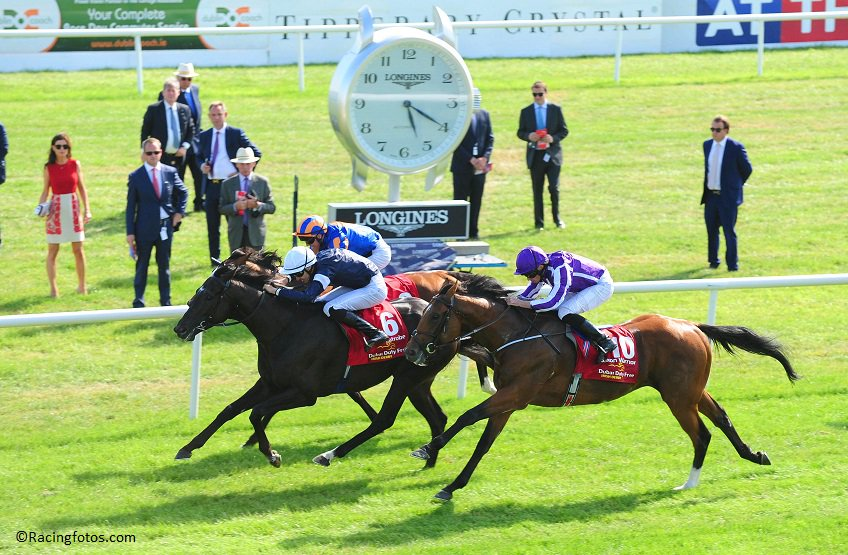 latrobe beats rostropovich and saxon warrior at the curragh