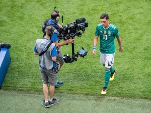 Mesut Özil. A riddle, wrapped in a mystery, inside an enigma
