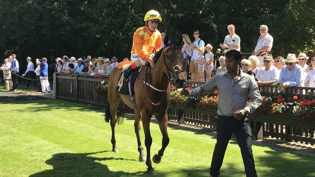 second step wins for roger charlton