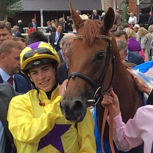 sea of class wins the group 1 yorkshire oaks