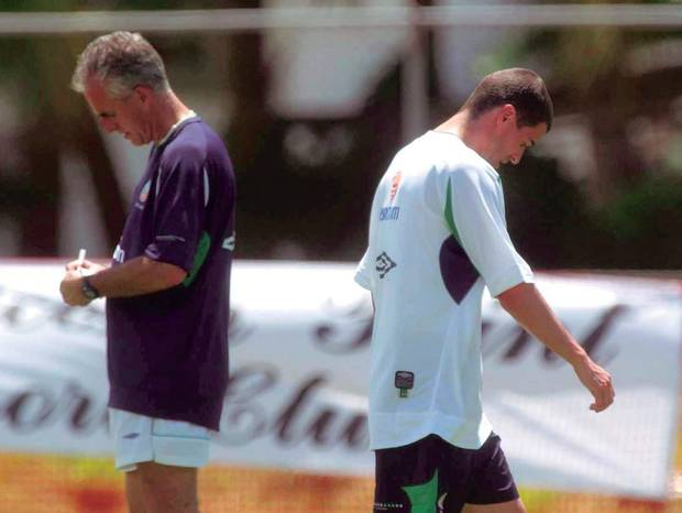 mick mccarthy speaks about roy keane
