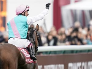 Watch the 2018 Prix de l'Arc de Triomphe here
