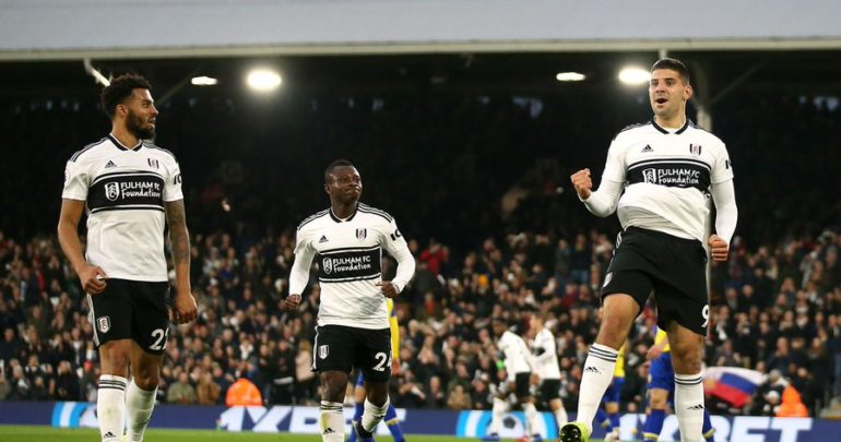 Fulham a winning tip for vg tips
