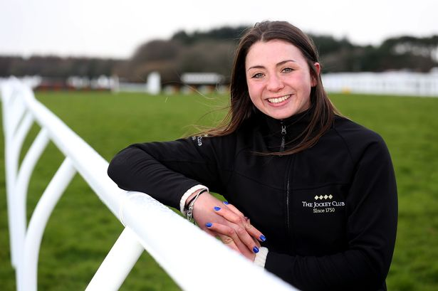 bryony frost one of the best newcomers to racing