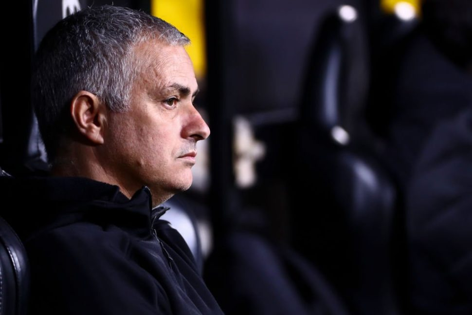 jose mourinho sacked by man utd
