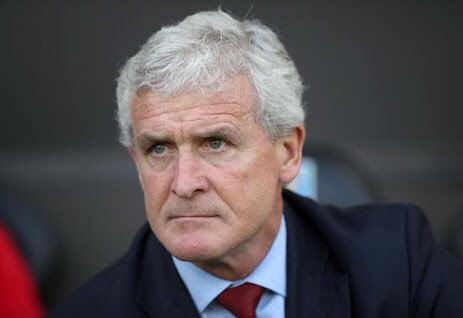 mark hughes sacked by southampton