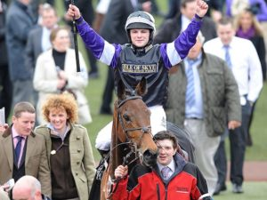 Remembering past VG Tips Cheltenham Festival winners. Brindisi Breeze and Campbell Gillies