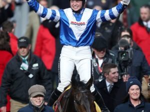 Watch Frodon the fabulous wins for Bryony Frost
