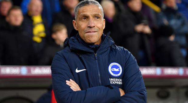 Chris hughton angry after bournemouth defeat
