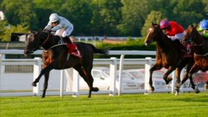 dee ex bee on to ascot