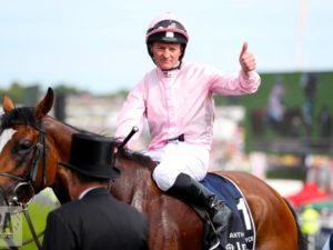 Anthony Van Dyck wins the Derby – as predicted on May 14th. So why did I change my mind?