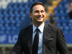 Frank Lampard back where he belongs
