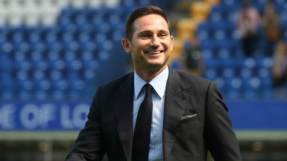 frank lampard new manager of chelsea