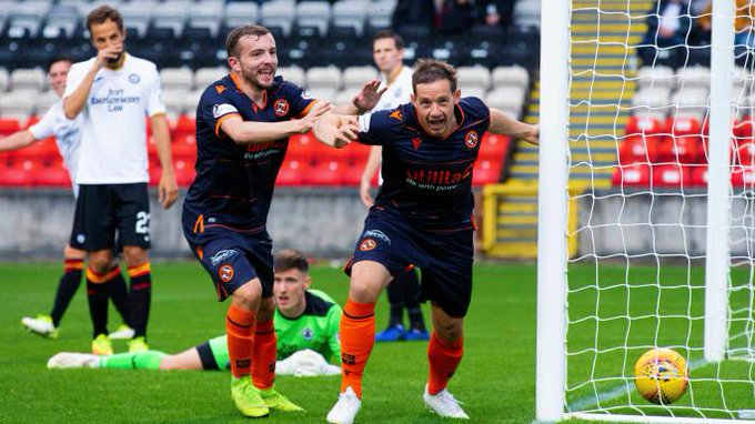 Partick thistle dundee utd