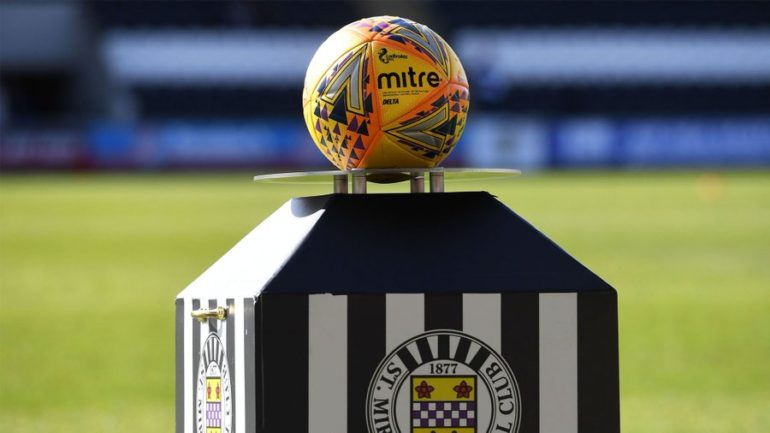 St mirren ball