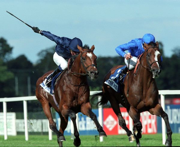 irish champion stakes 2001