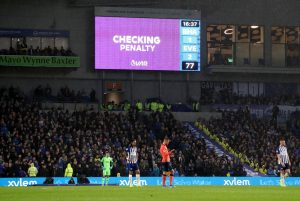 brighton var penalty decision
