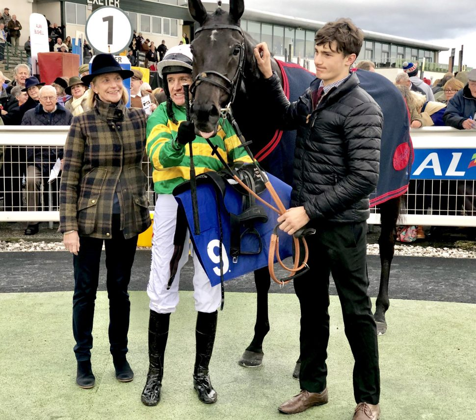 sporting john wins at exeter