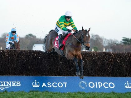 Watch Defi Du Seuil win Clarence House Chase