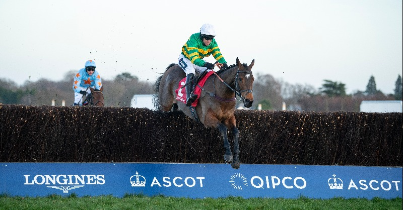 Defi du seuil wins clarence house