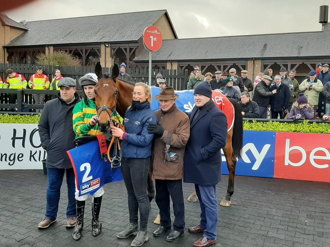 anndy dufrense winner at punchestown