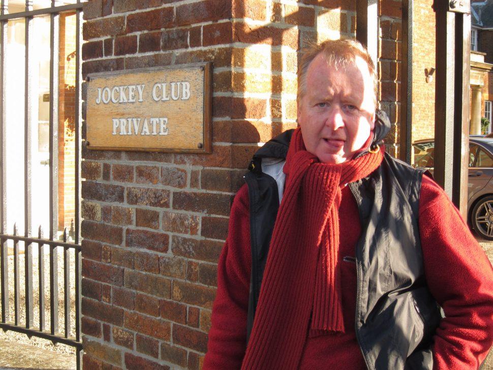 vernon outside the jockey club