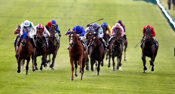 newmarket past 2000 guineas
