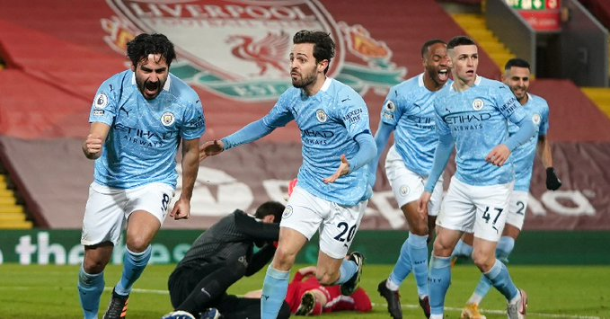 manchester city win at liverpool