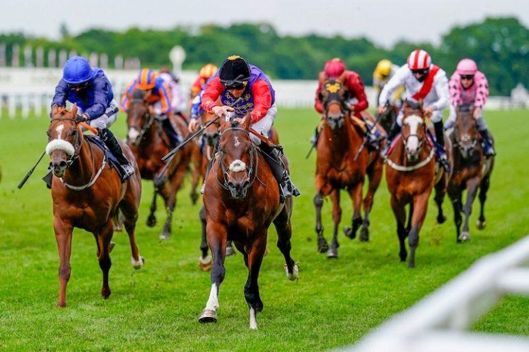 tactical wins at royal ascot