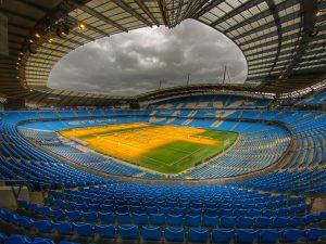 Ethiad stadium by chris johnson