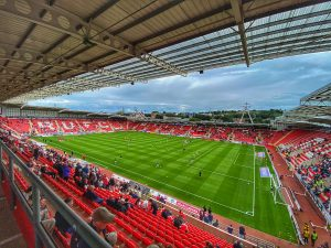 Rotherham United ground by chris johnson