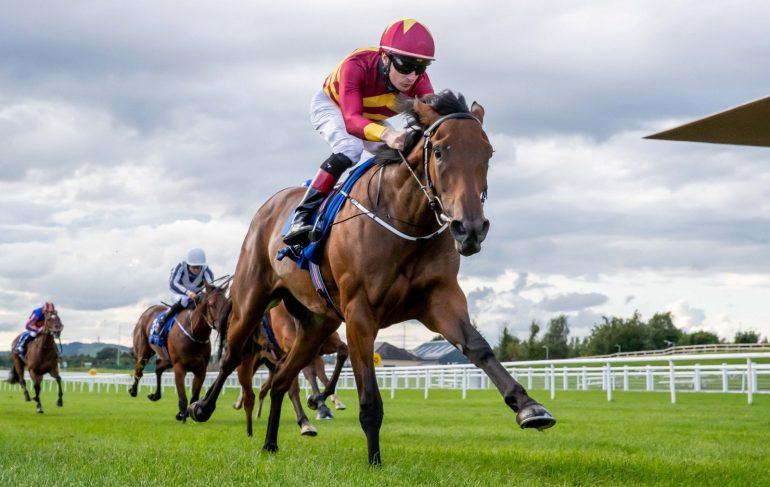Agartha wins at the curragh
