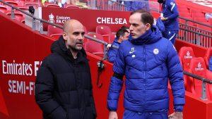 Tuchel and Guardiola