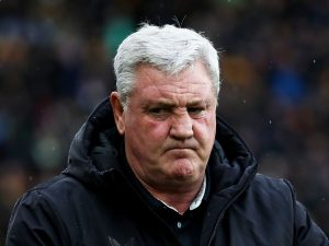 Steve Bruce leaves Newcastle United. No sympathy required or sought