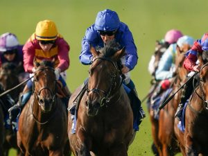 Watch Coroebus win the Autumn Stakes