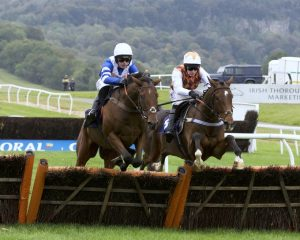 hurdles gv at chepstow knappers hill